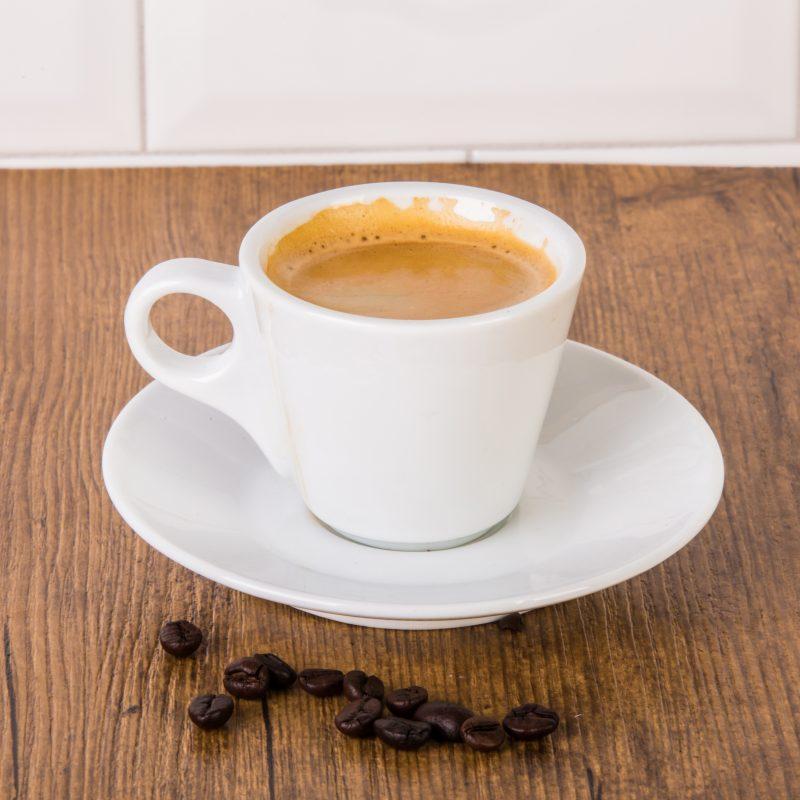 Espresso allongé