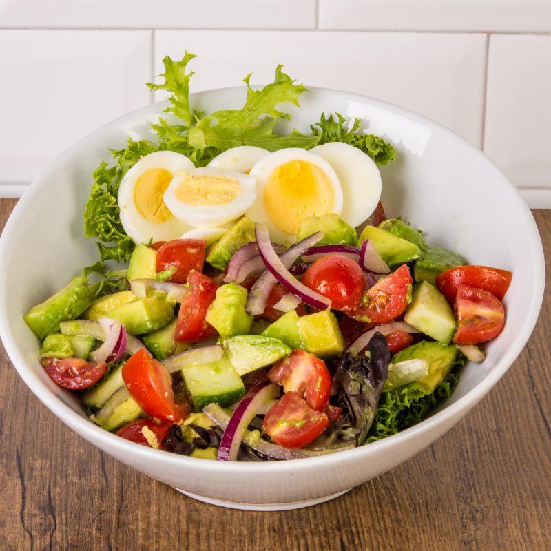 Salade Eggsquis