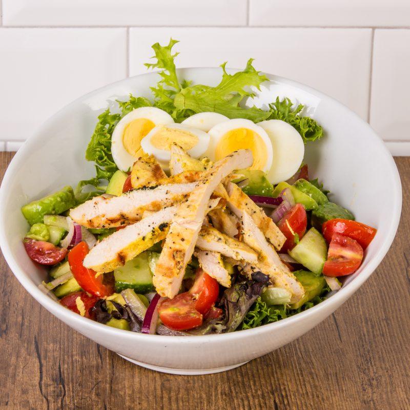 Salade Eggsquis – Poulet